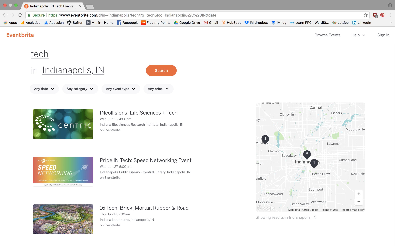 Eventbrite.com+TechGroupSearch