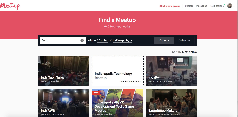 Meetup.com+Tech+Indy
